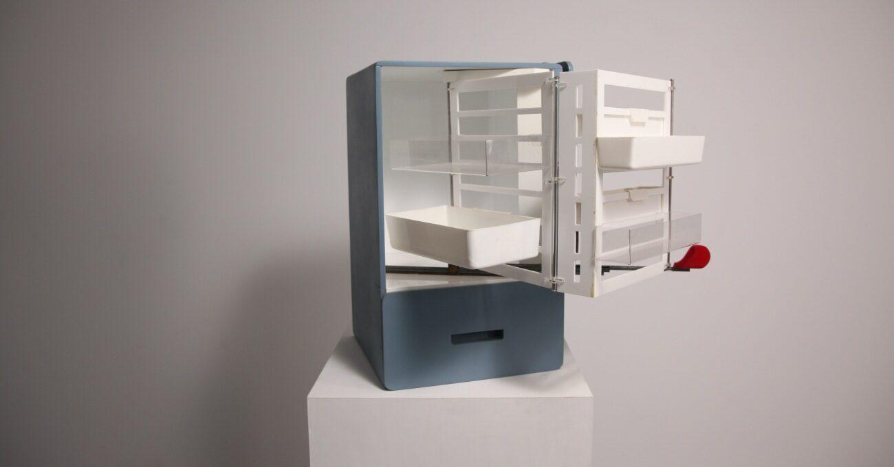 Modüler Buzdolabı: PRESENTA