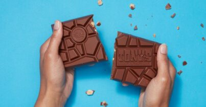 tony's chocolonely, kakao