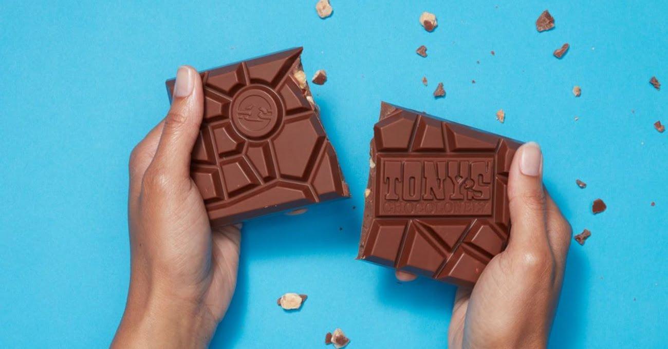 tony's chocolonely, kakao