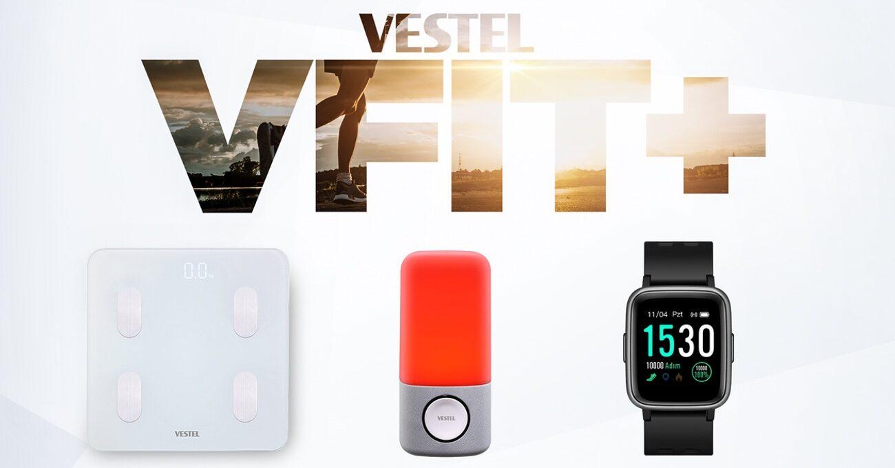 Vestel Akıllı Ürünleriyle Hareketli ve Zinde Yaşama Adım At
