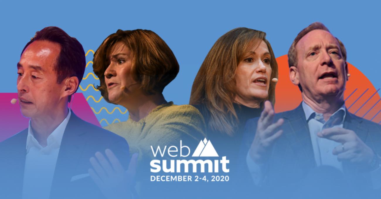 800 Konuşmacı, Bir Konferans: Web Summit Başlıyor! [Web Summit 2020]