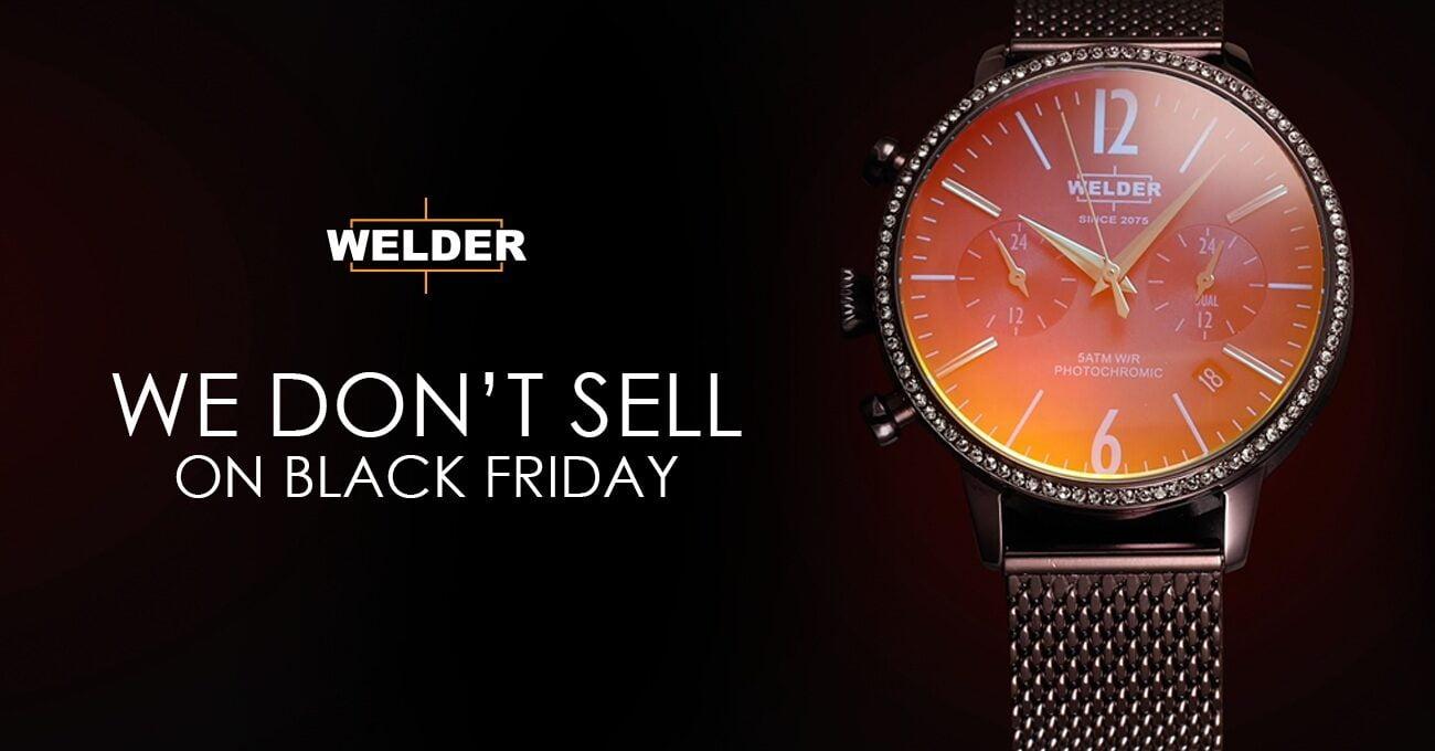 Welder Watch'un Black Friday Tavrı Sürüyor