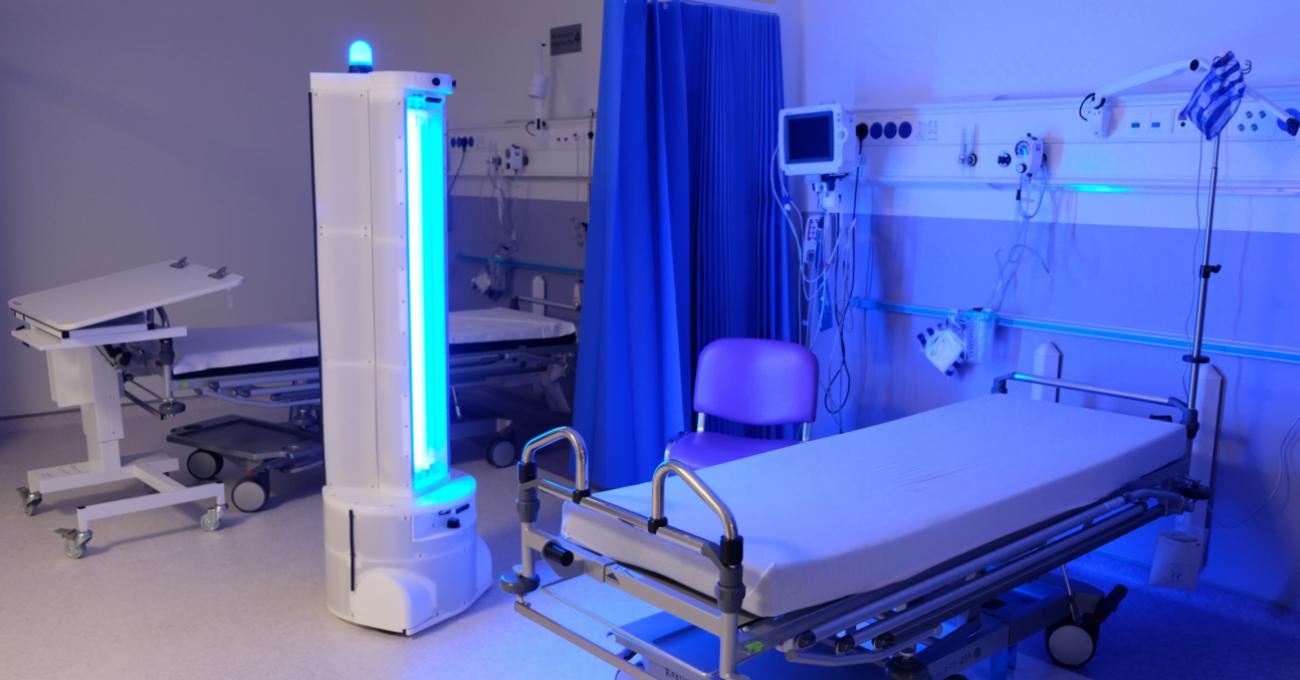 COVID-19 Virüsünü Öldürebilen Robotla Tanışın [Web Summit 2020]