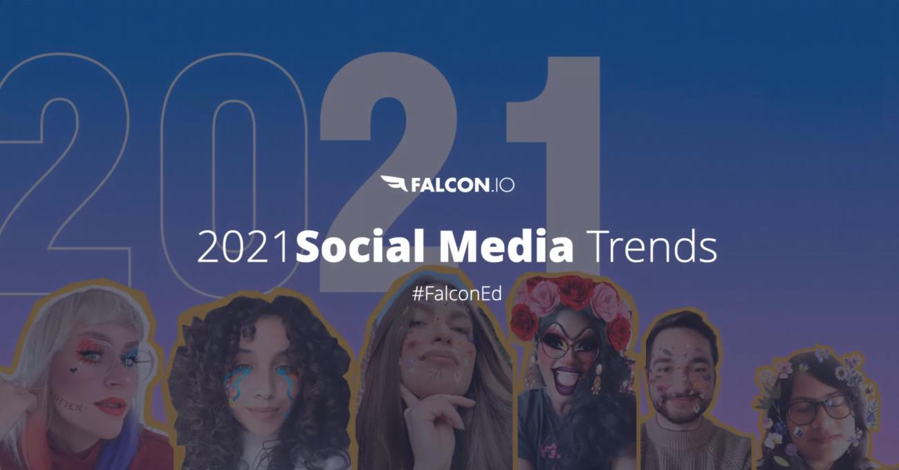 2021 Sosyal Medya Trendleri [Web Summit 2020]