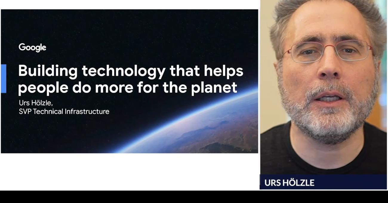 Gezegenimiz İçin Sürdürülebilir Teknoloji [Web Summit 2020]