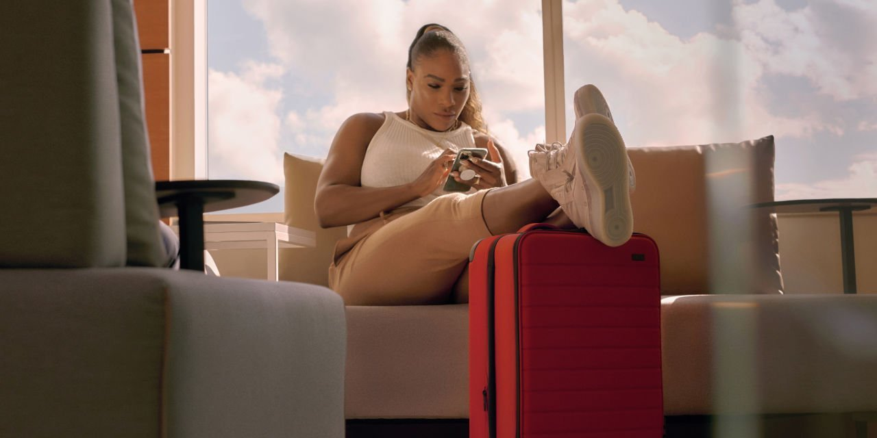 Serena Williams'ın Seyahat Koleksiyonu [Web Summit 2020]