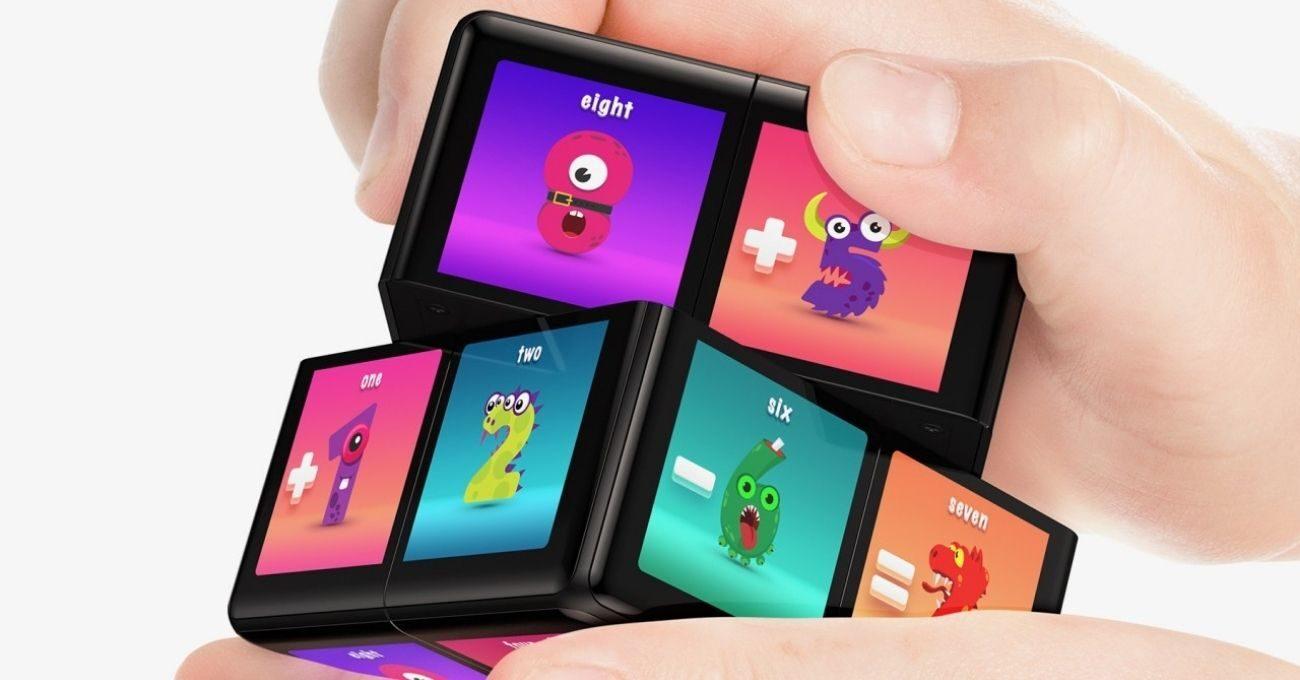 Rubik Küp Benzeri Oyun Konsolu: WOWCube