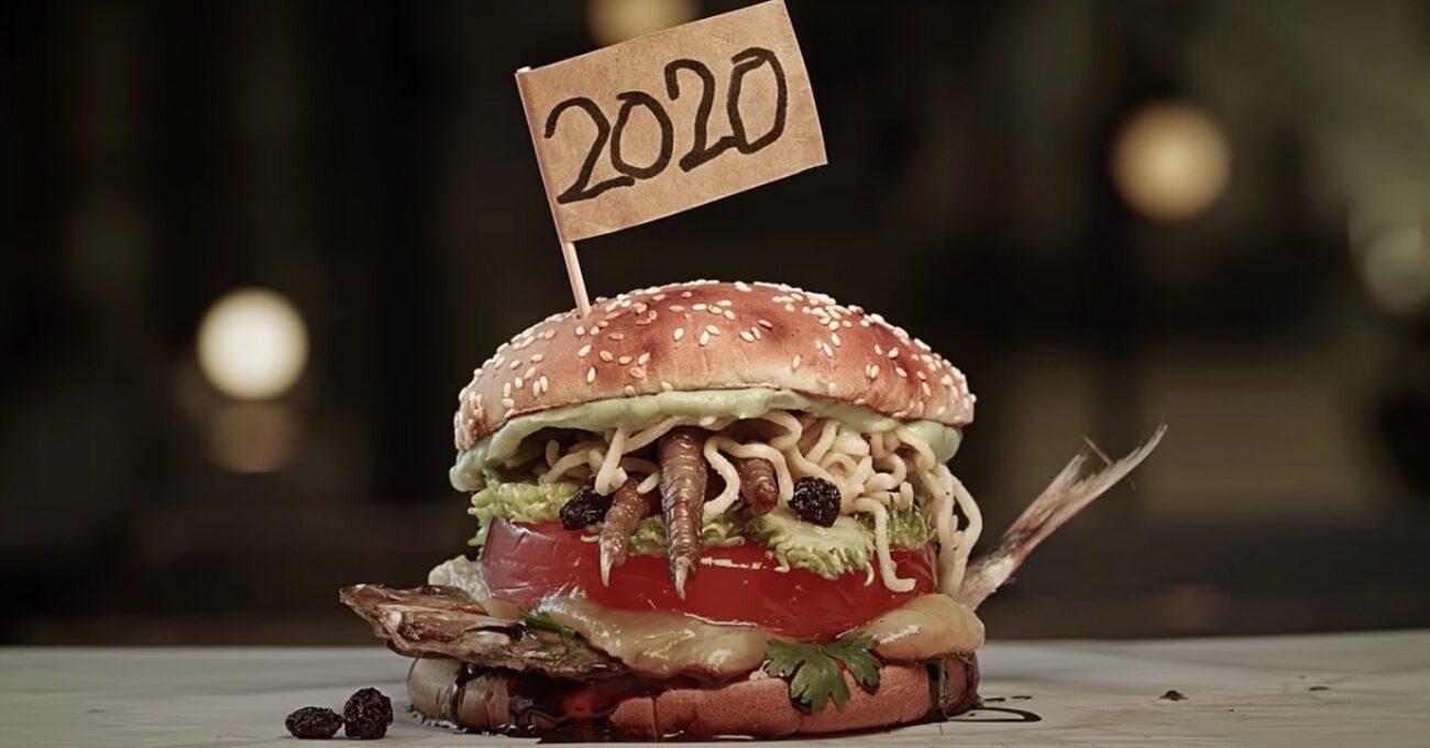 2020 Bir Hamburger Olsaydı