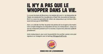 burger king fransa