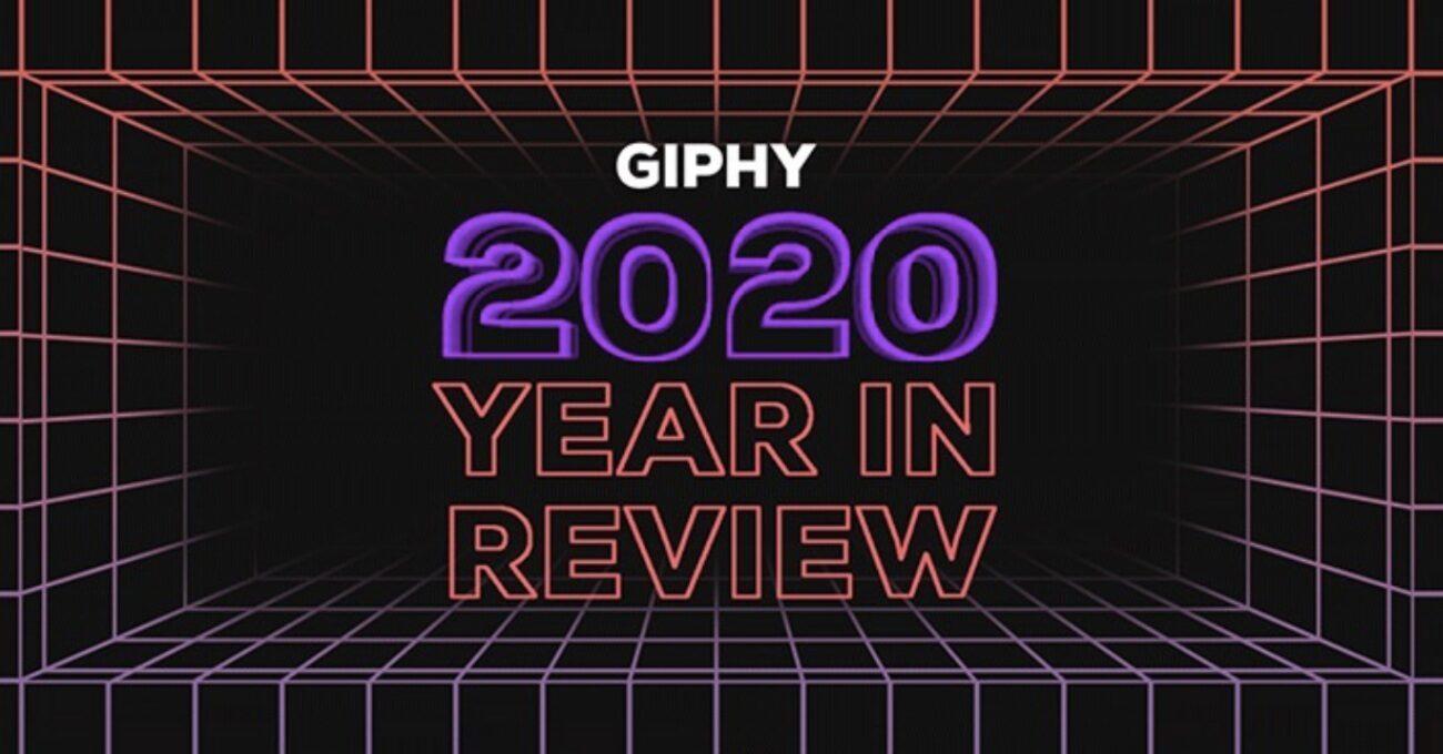GIPHY'den 2020'nin En Popüler GIF'leri