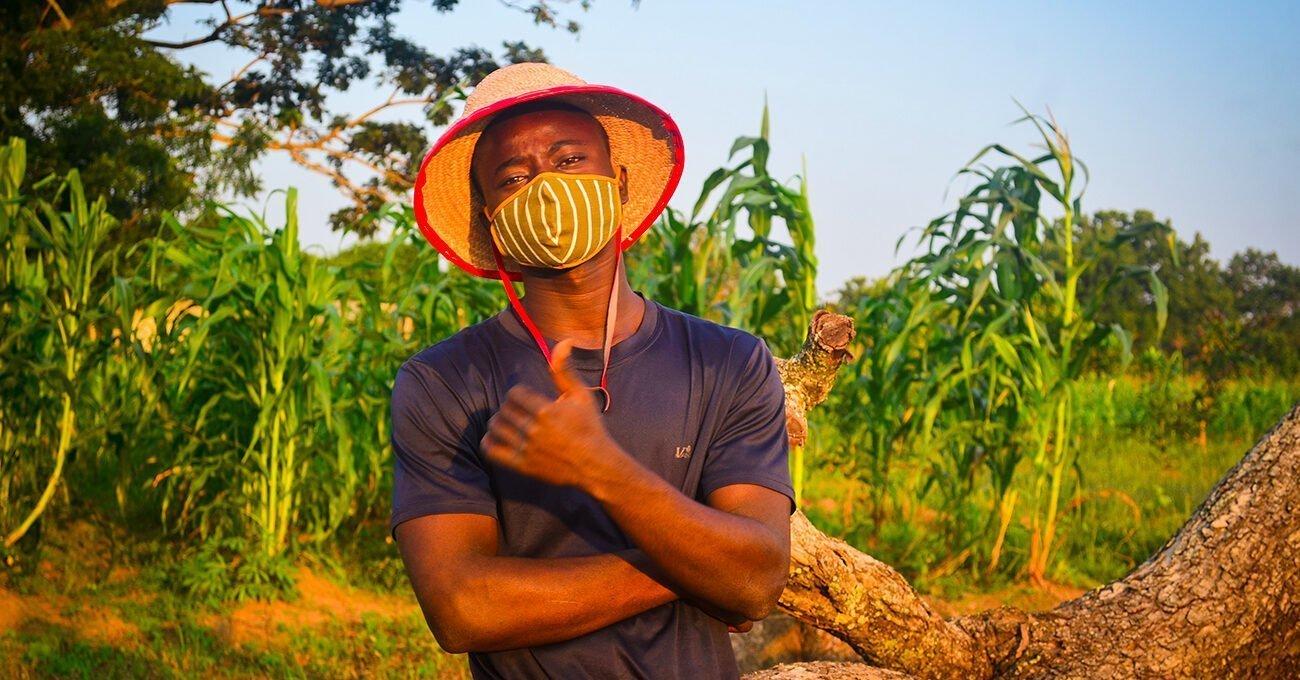 Kenya'yı Ağaçlandırarak İki Milyon Çiftçiye Yardım Etmek Mümkün [Web Summit 2020]