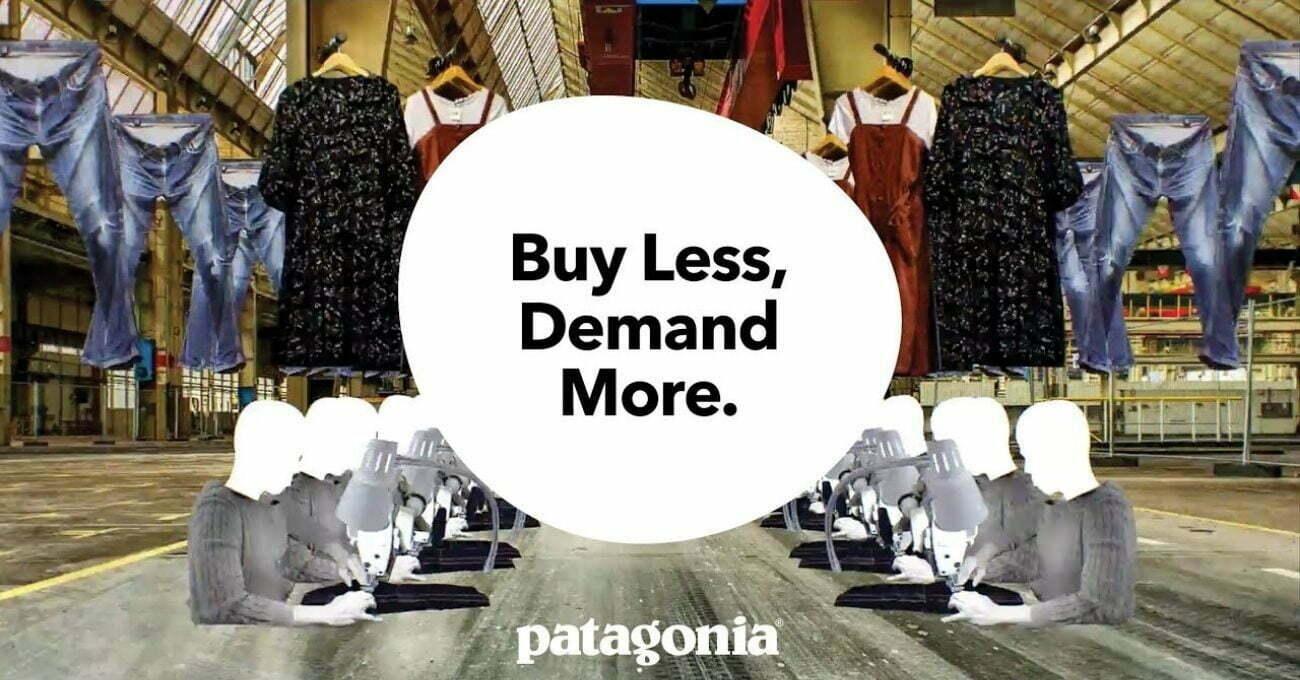 Patagonia Müşterilerini Kullanılmış Ürünlerini Satın Almaya Teşvik Ediyor