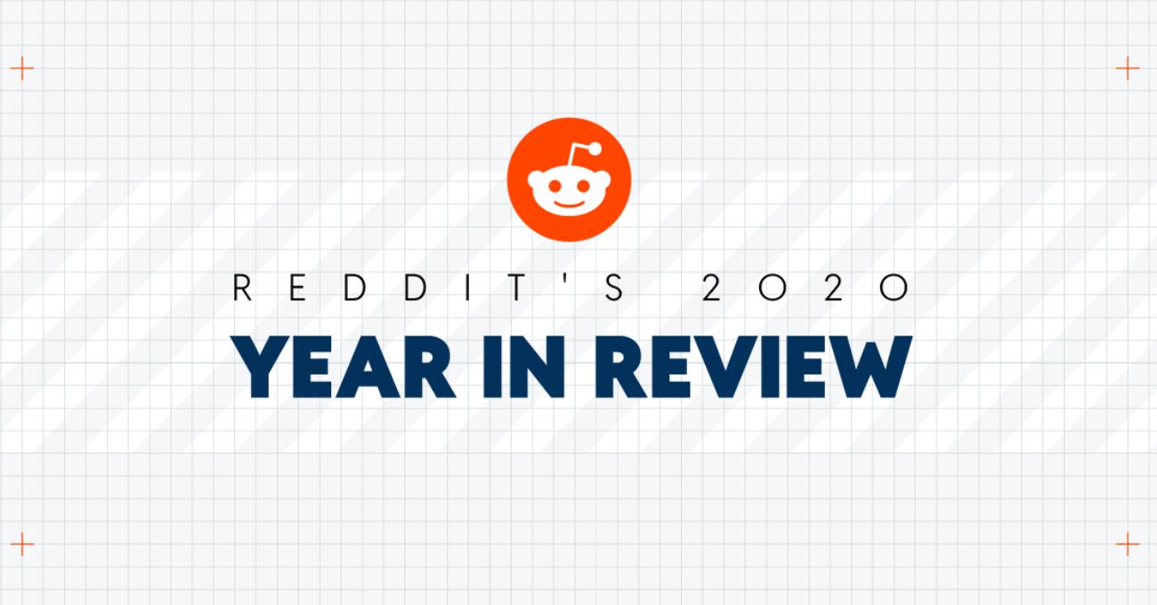 Reddit'in Yıl Sonu Değerlendirmesi