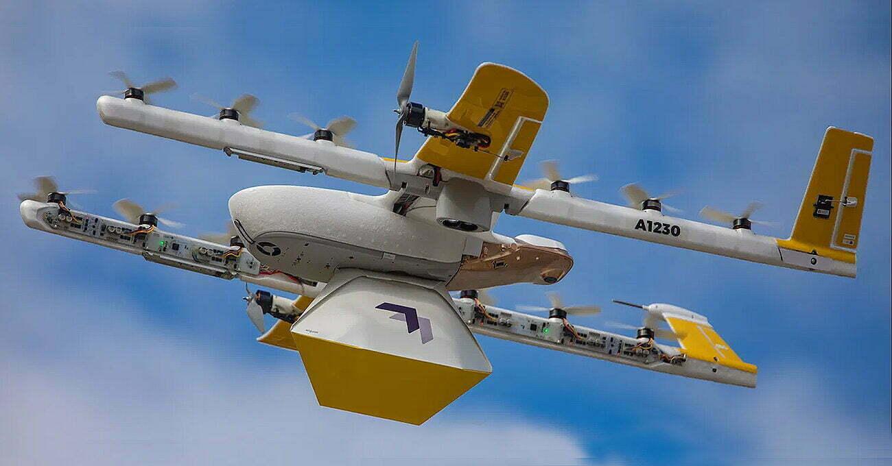 Drone Teslimatı Altın Çağını Yaşıyor [Web Summit 2020]