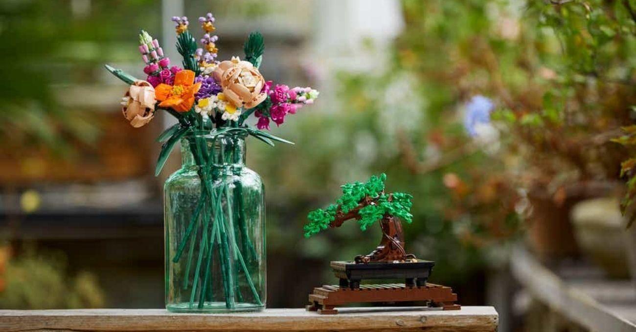 LEGO Botanik Koleksiyonu