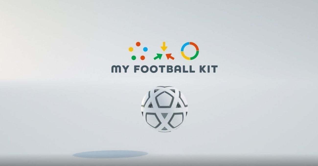 Nendo'dan Havasız Futbol Topu