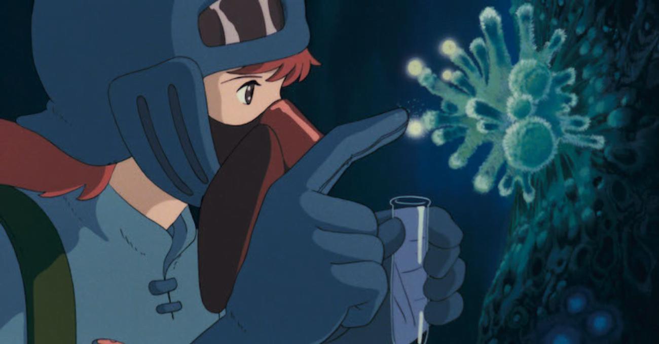 Studio Ghibli Filmlerinden 1.000'den Fazla Görsel Ücretsiz Olarak İndirilebiliyor