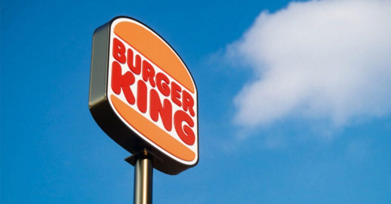 Burger King'in Retro Esintili Yeni Logosu
