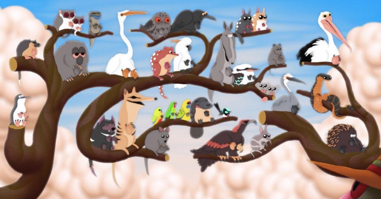 Birbirleriyle Mücadele Eden Tuhaf Hayvanların Gerçeküstü Hikayesi