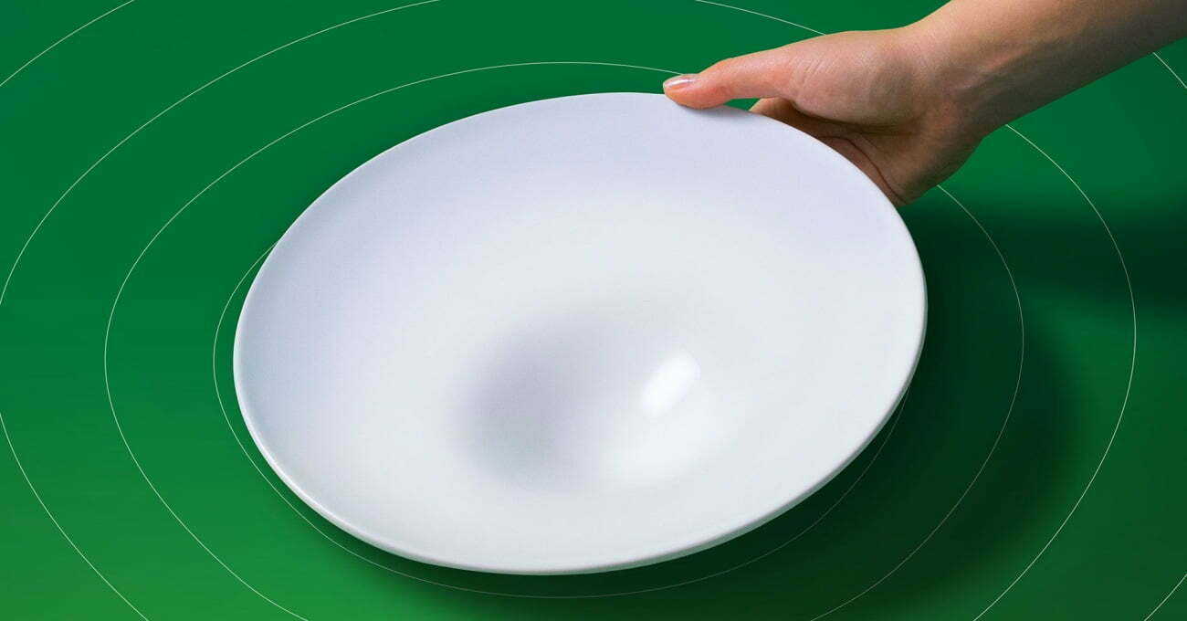 helping plate