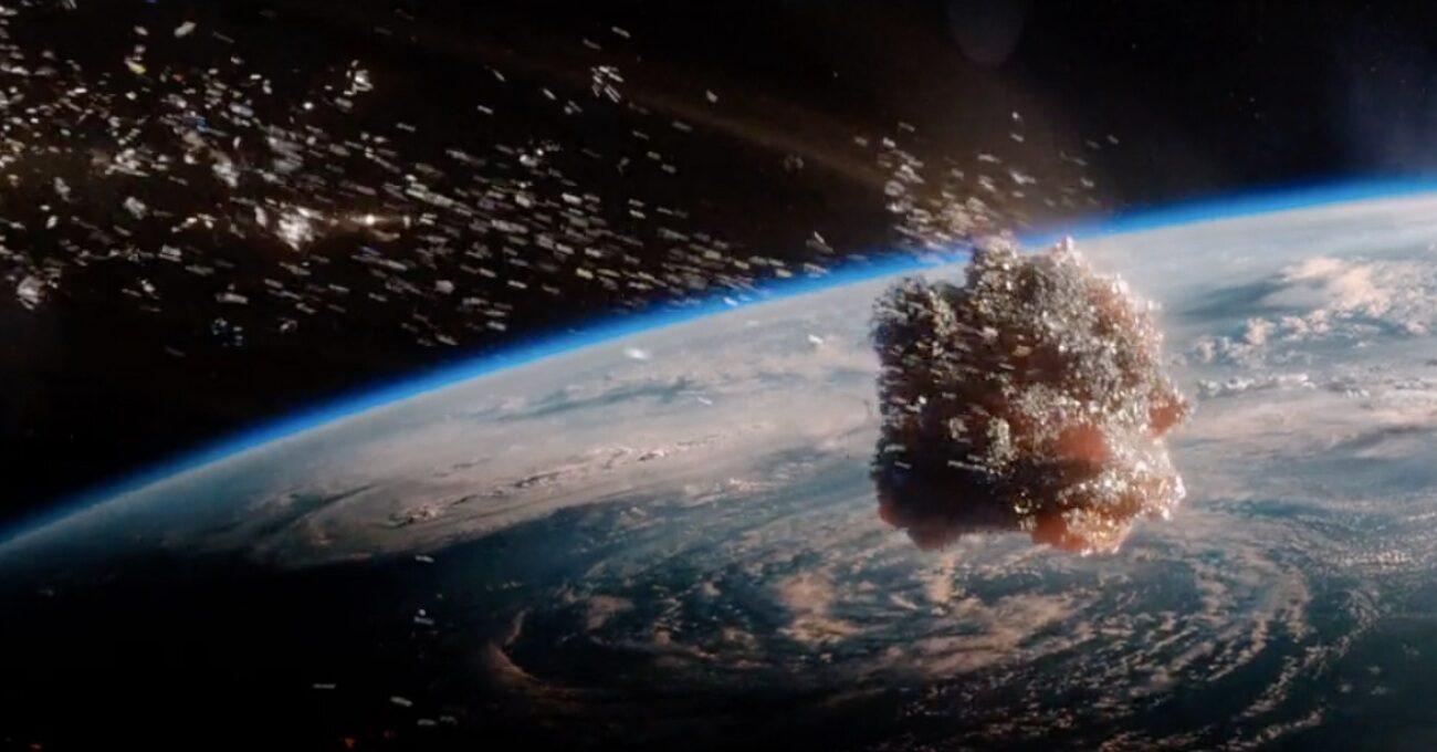 Tutumlu Ol Dünya'ya Yaklaşan Çöp Meteorunu Durdur