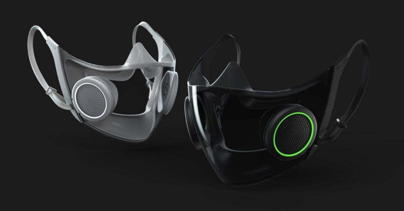 Virüslerden Korurken İletişimi de Kolaylaştıracak Maske: Project Hazel