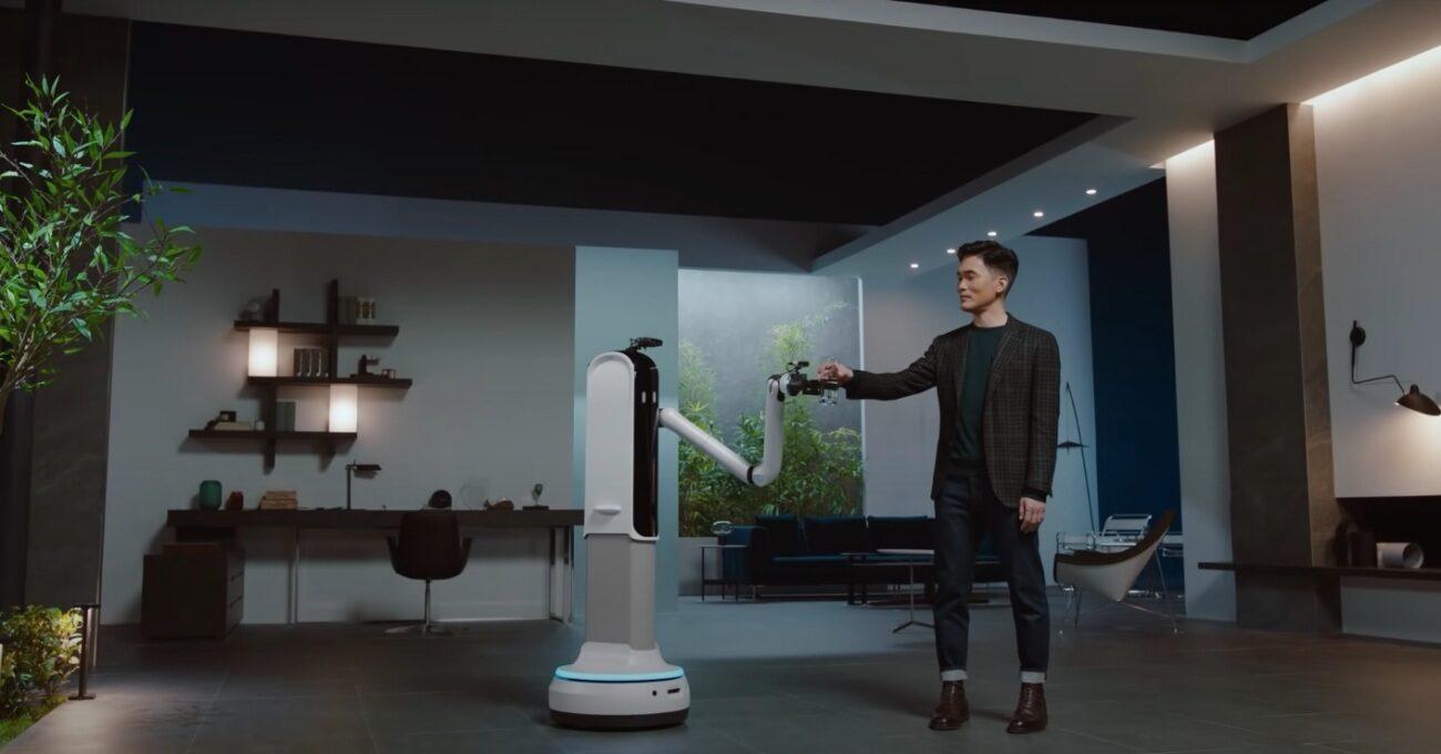 Samsung'un Robot Uşakları