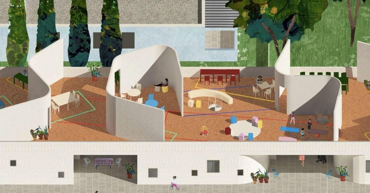 Shadow Housing