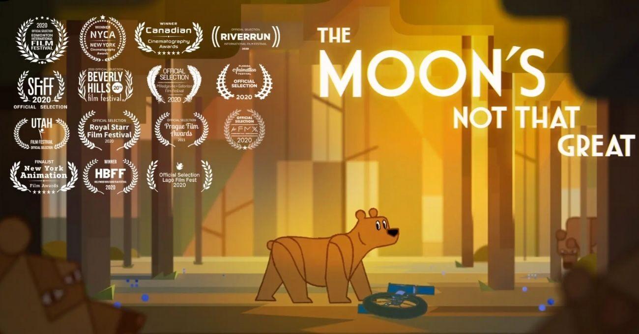 Bir Astronot, Yönetmen ve Ayının Kesişen Hikayesi