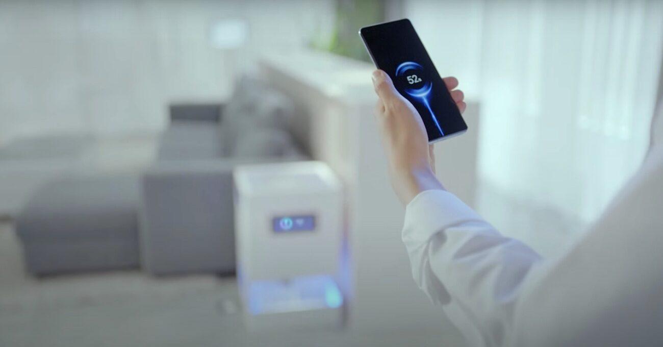 Xiaomi'den Temassız Şarj Cihazı