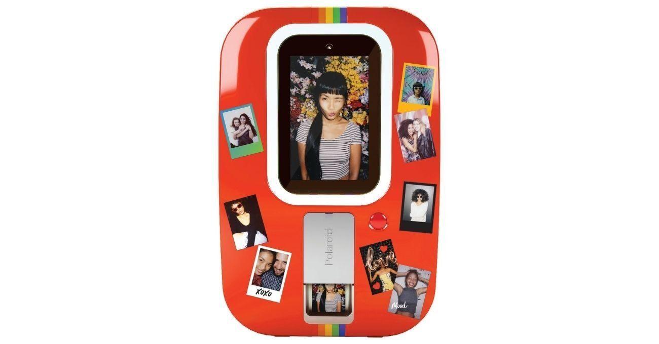 Polaroid'den Ev İçin Fotoğraf Kabini
