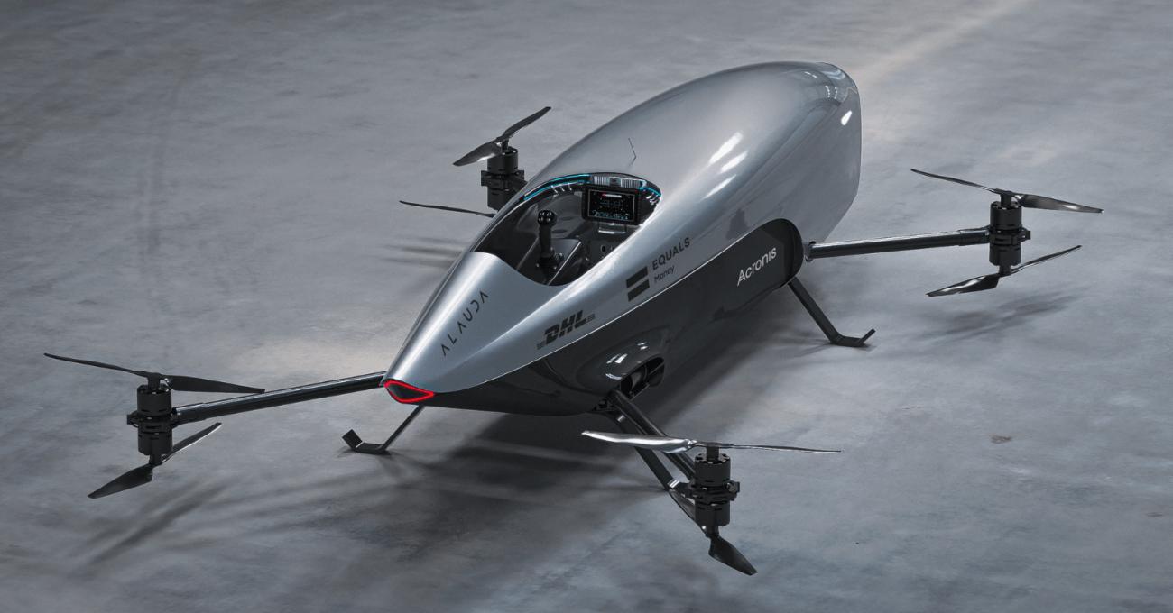 Elektrikli Yarış Aracı Uçuşa Hazır