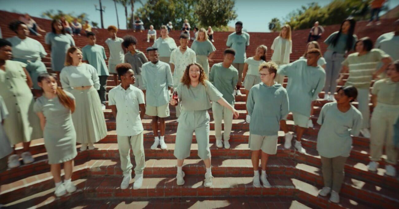 Coca-Cola Reklamında Tyler, The Creator Ritimleri