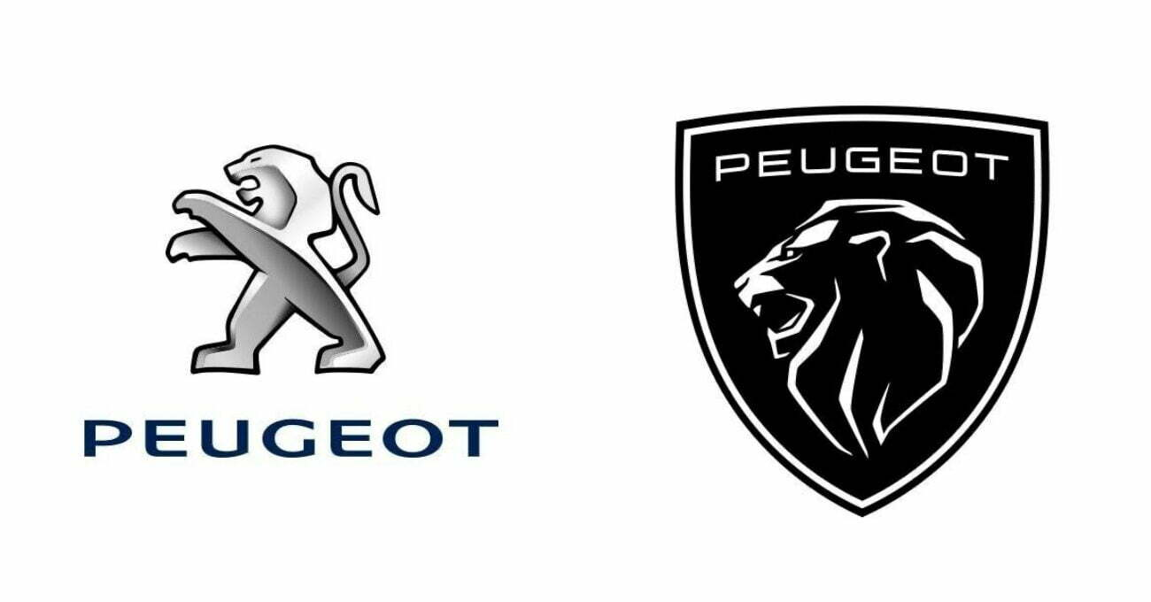 Peugeot'dan Yeni Logo
