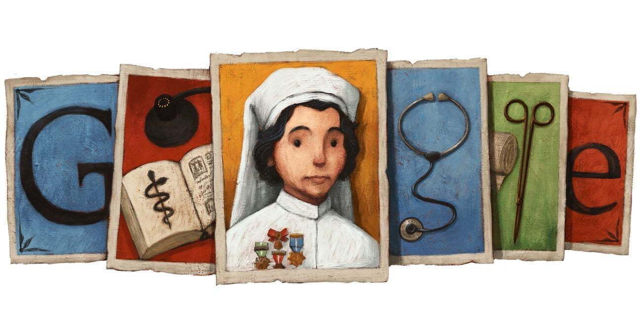 Doodle'lar ve Çizerleri: Hüseyin Sönmezay'ın Kaleminden Safiye Ali Doodle'ı