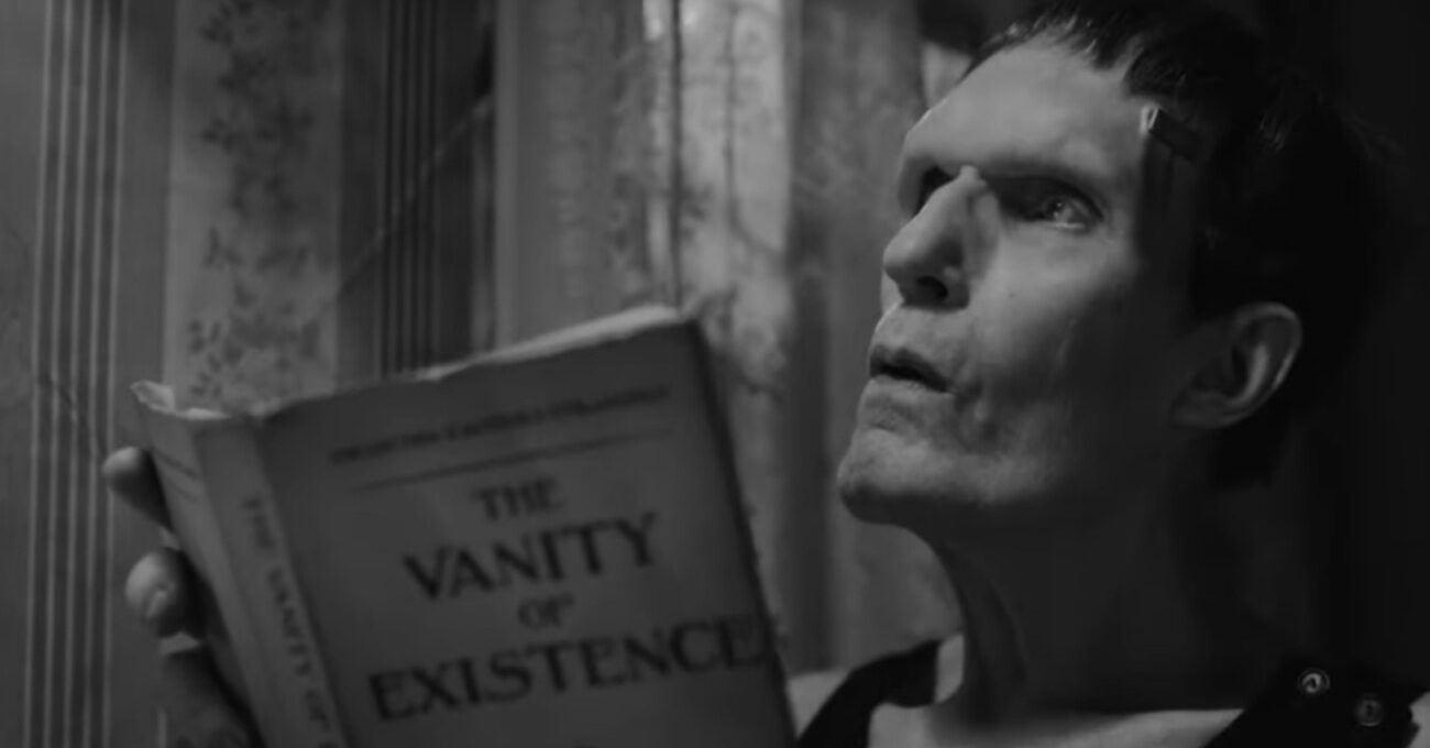 Frankenstein'i Varoluşsal Sorunlara Sürükleyen Vergi İşlemi