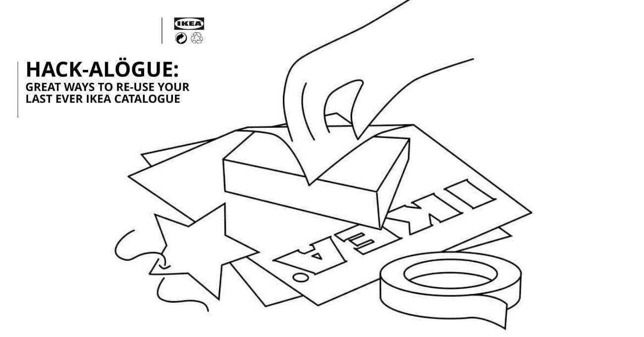 Hack-Alogue ile IKEA Kataloglarına Yeniden Hayat Vermek