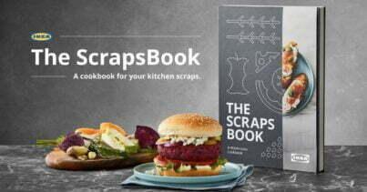 IKEA ScrapsBook