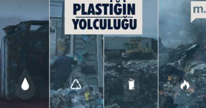 plastiğin yolculuğu