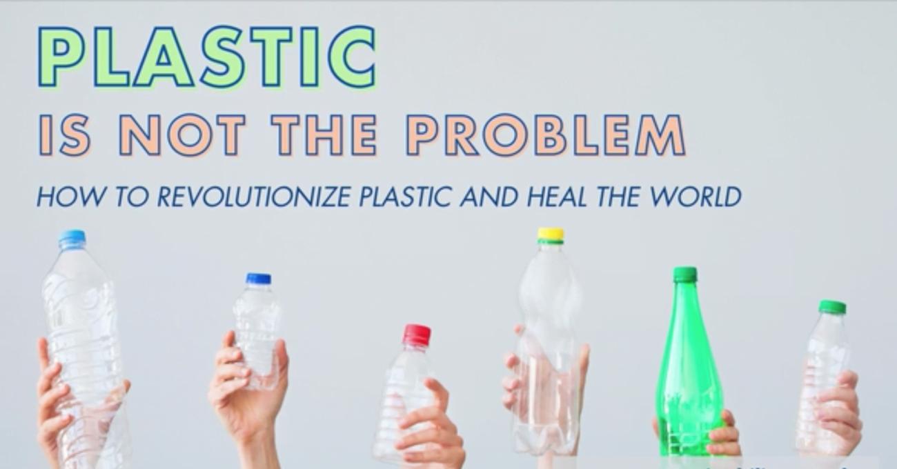 Plastik, Geridönüşüm ve Sürdürülebilirlik [SXSW 2021]