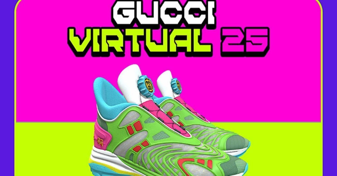 The Gucci Virtual 25