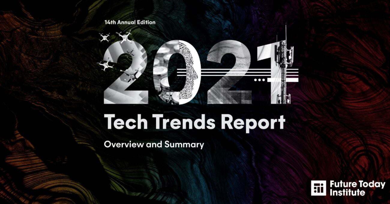 Amy Webb 2021 Teknoloji Trendleri Raporunu Sundu [SXSW 2021]