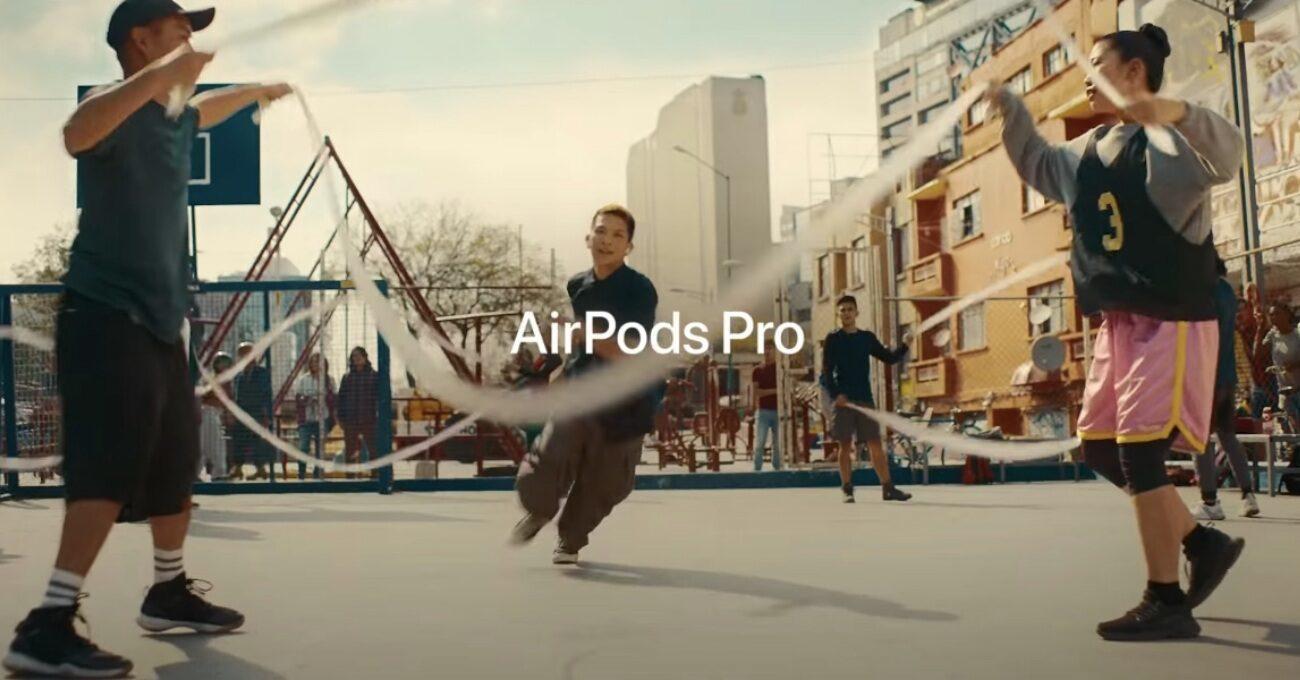AirPods Pro ile İp Atlama Diyarına Dönüşen Şehir