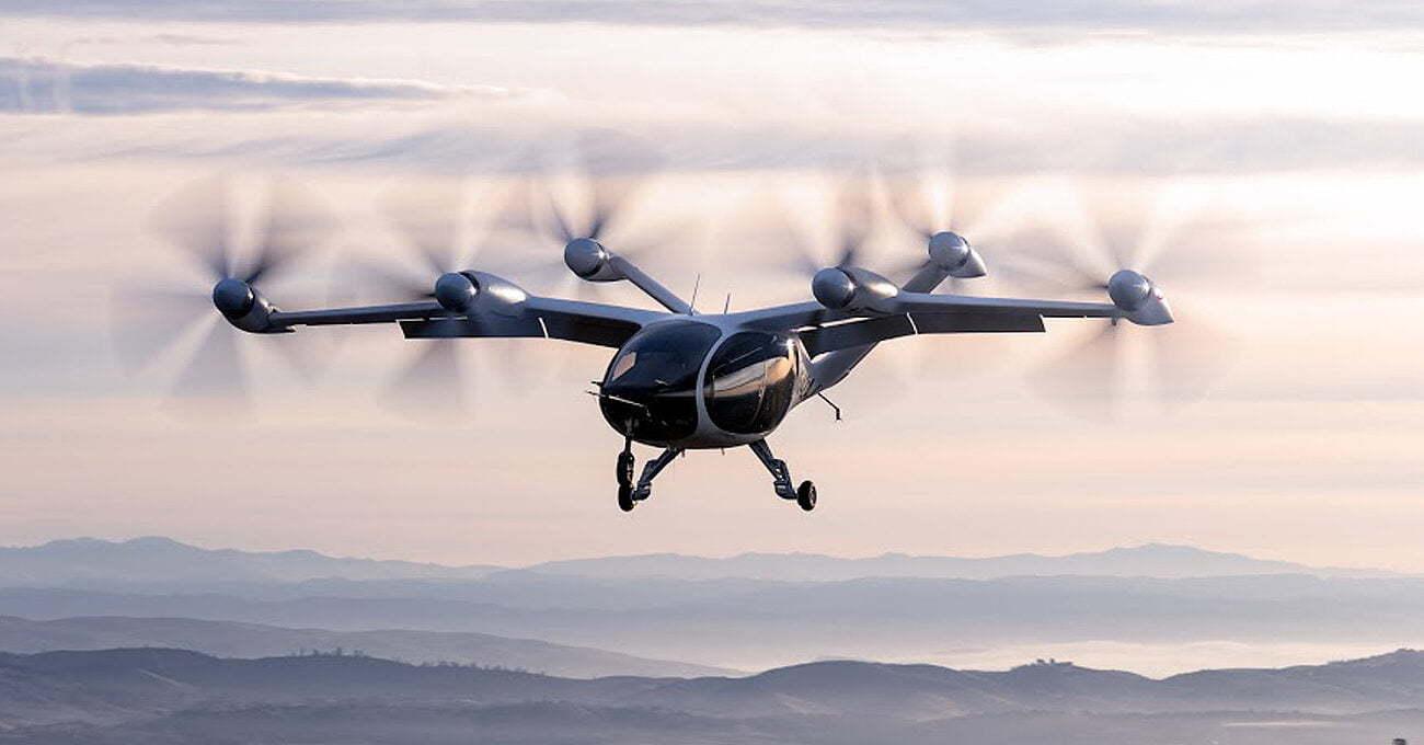 Uçan 500T: Geleceğin Uçan Araçlarını Neler Bekliyor? [SXSW 2021]