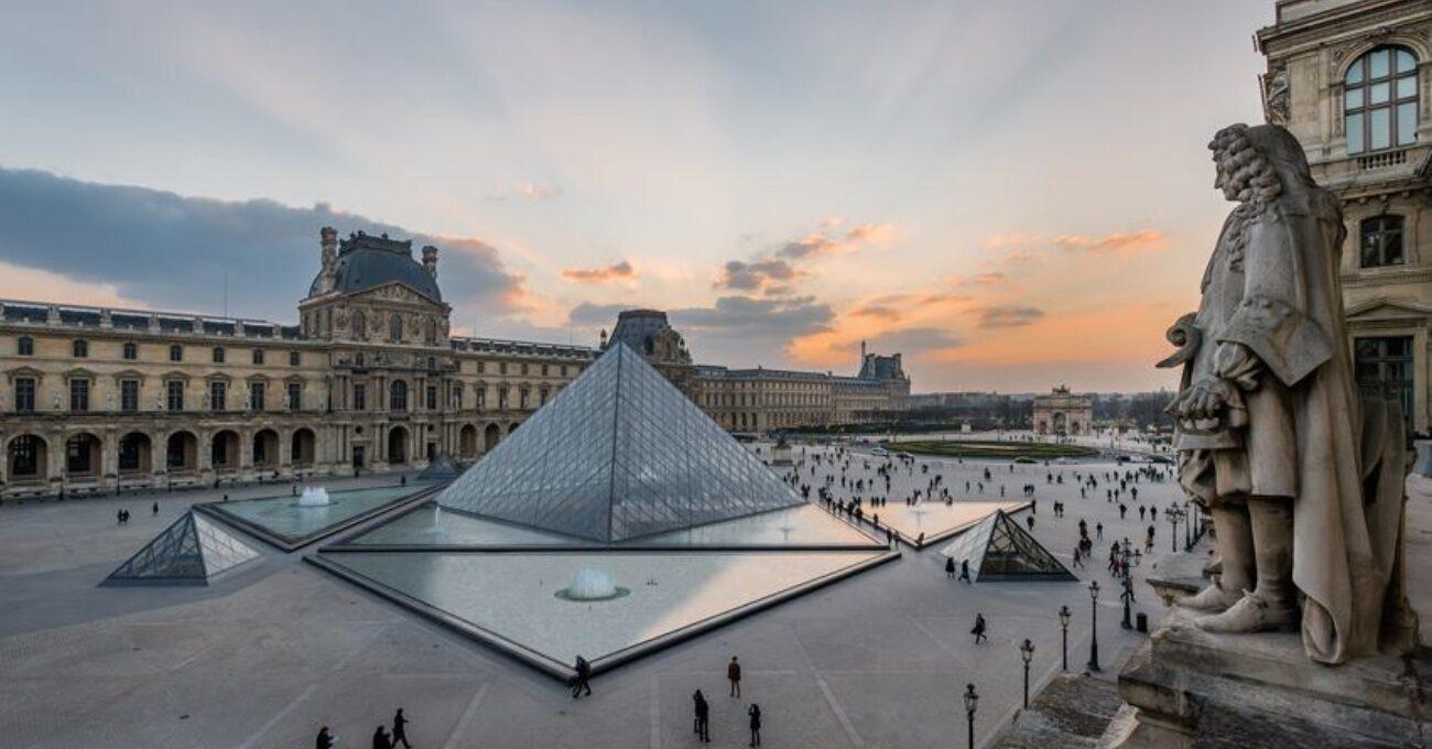 Louvre Müzesi Tüm Koleksiyonunu Çevrimiçi Erişime Açtı