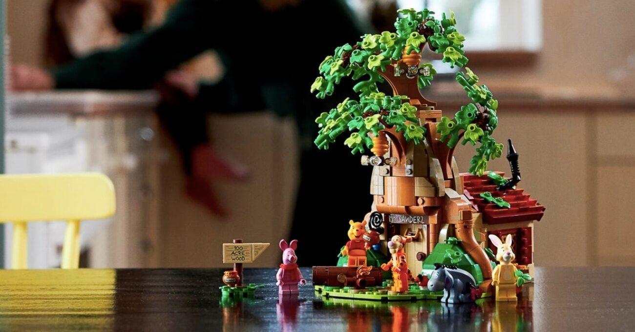 Winnie the Pooh LEGO Evreninde