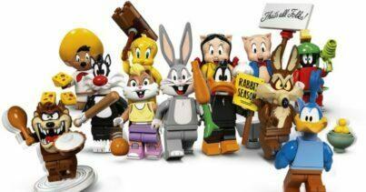 LEGO Minifigures Looney Tunes