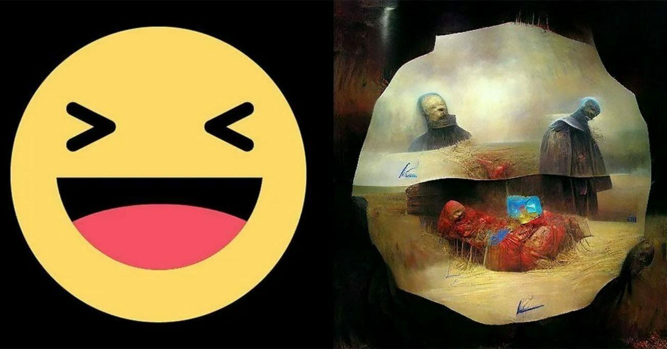 Emojilere Karanlık Dokunuş