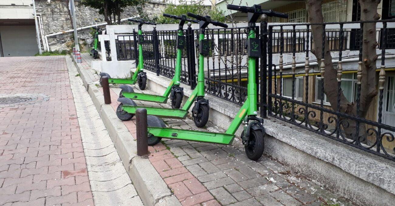 E-scooter Yönetmeliğiyle Yeni Kurallar Geliyor