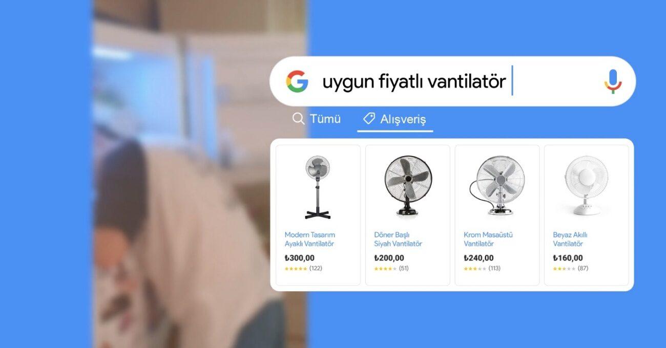 Google'ın Küçük Yardımıyla Satın Almak Daha Kolay